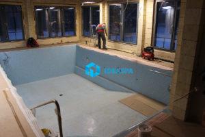 Скиммерный бассейн
