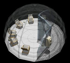 Дизайн соляной пещеры