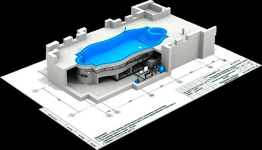 Проектирование и строительство бассейнов и СПА комплексов