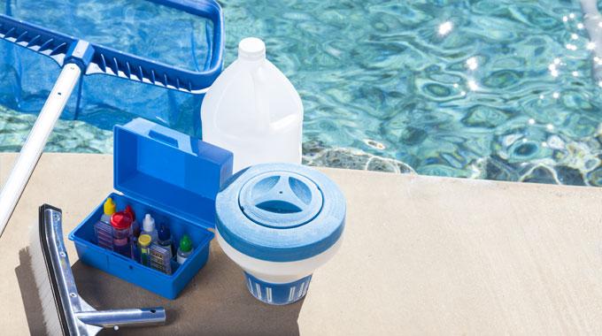 Что входит в обслуживание бассейна?