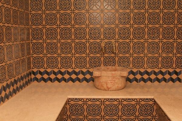 Комплект сборного хамама