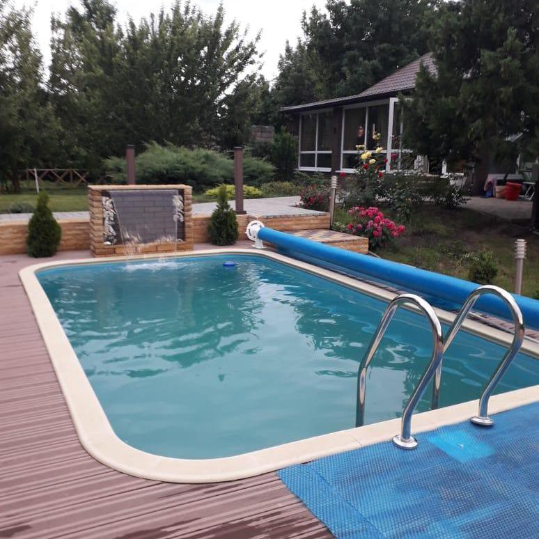 Строительство бассейна не дорого