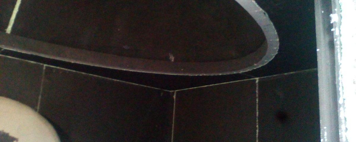 Завершено строительство хамама в квартире из панелей марки Листар