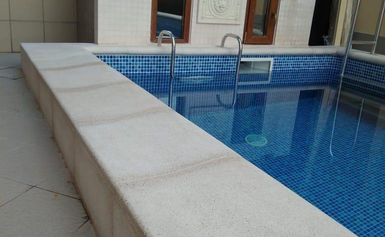 Строительство бетонного бассейна в отеле город СОЧИ